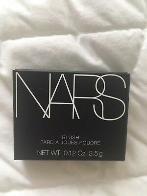 Nars Blusher Orgasm  3.5g travel sized. New unopened box