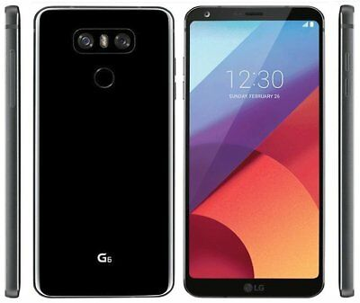 LG G6 H871 32GB UNLOCKED GSM (AT&T) RAM 4GB 5.7'' Android Smartphone SEALED