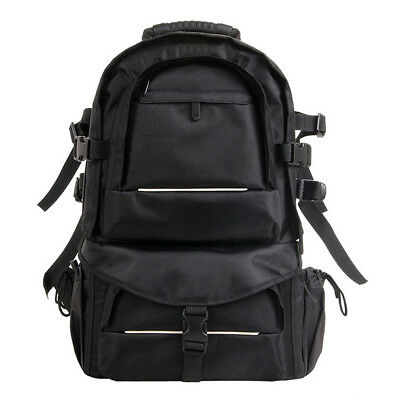 Professional Waterproof DSLR Camera Backpack Padded Bag Laptop Rucksack Daypack