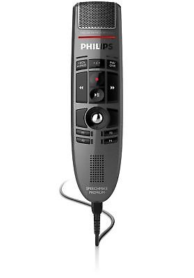 Philips LFH-3500 SpeechMike Premium USB dictation microphone Free shipping !!!
