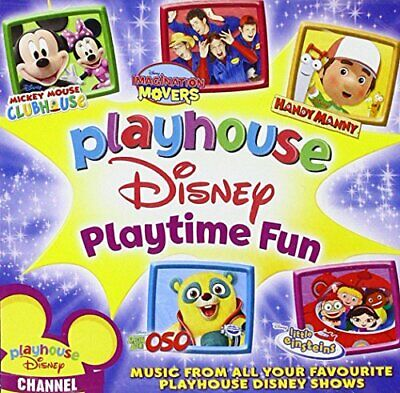 Various - Playhouse Disney - Various CD CUVG The Cheap Fast Free Post The Cheap