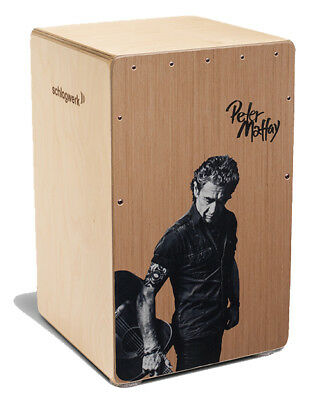 Schlagwerk Cajon Peter Maffay Unplugged Edition
