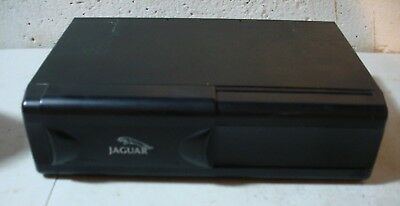 Used Jaguar Xj6 Xjs 92 93 94 95 96 Cd Changer With Magazine See Video Dbc10432