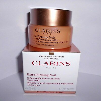 CLARINS Extra Firming Nuit Cream All Skin Types 50 ml
