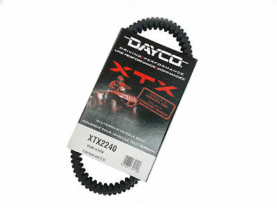 KAWASAKI EXTREME TORQUE DAYCO  Clutch Belt Teryx Bruin  Brute Force Grizzly 350