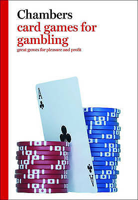 Card Games for Gambling by Peter Arnold (Paperback) New Book
