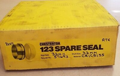 Chesterton 1 2 3 Spare Seal Seal Size 32mm Shaft Size 32mm No. 57693
