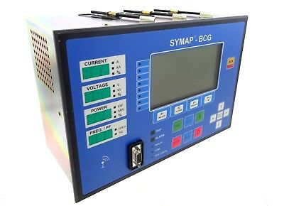 STUCKE SYMAP BCG Steueurng Überwachung Control Digital Protection Relay 12-36VDC