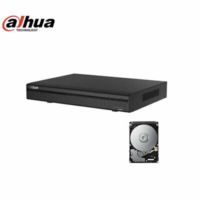 XVR DVR 5in1 AHD CVI TVI CVBS IP 16 CANALI UTC FULL HD  1080P DAHUA P2P CLOUD HD