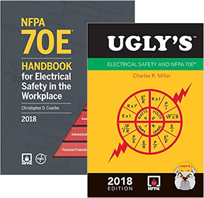 2018 NFPA 70E Standard for Electrical Safety in Workplace
