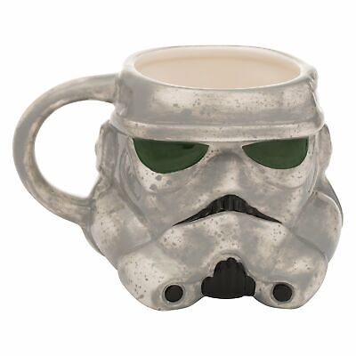 Vandor Solo: a Star Wars Story Mud Trooper Ceramic Soup Coffee Mug Cup, 20 Ounce