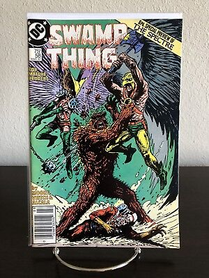 Swamp Thing 58 March 1987 DC Comics Alan Moore