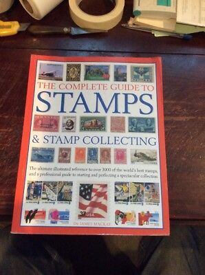 The Complete Guide To Stamps & Stamp Collectin. 2007