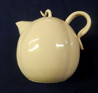 UNIQUE CREME WHITE CREAMER or PITCHER POSSIBLY BY LUCIE RIE   signed L??Y   RIE