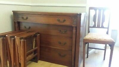 expand o matic antique Saginaw furniture shop original
