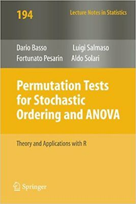 Permutation Test for Stochastic Ordering and ANOVA
