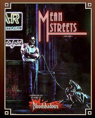 Mean Streets (Classic Reprint): A Campaign Guide for Bloodshadows by Stephen