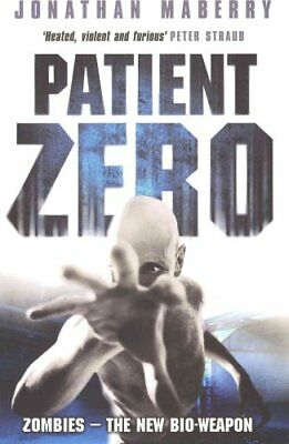 Patient Zero by Jonathan Maberry (Paperback, 2010)