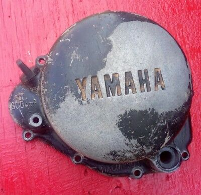 80-83 Yamaha IT175 Clutch Cover + 80 YZ125, 82-83 YZ100 & 84-86 IT200