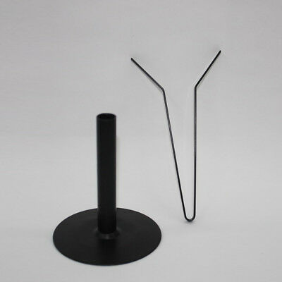 ZYTOYS 1//6 Scale Adjustable C Type Figure Display Stand Black Stand ZY8102
