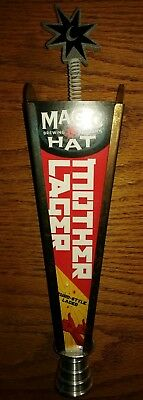 Magic Hat Limited Edition Mother Lager Craft Beer Keg Tap Handle!