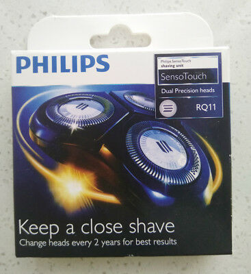 2D Replacement Philips Norelco RQ11 1150X-1160X Shaver Razor Head Blade Cutter