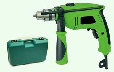 Details about HEAVY DUTY 800W 13MM ELECTRIC IMPACT HAMMER DRILL SCREWDRIVER DR