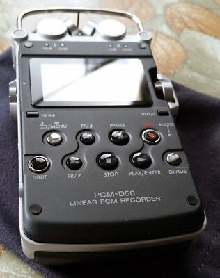 SONY PCM-D50 - !!! Topzustand !!!