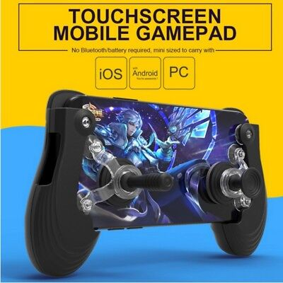 Mobile Phone Touch Screen Gamepad Game pad Joystick with Suction Cup Controller