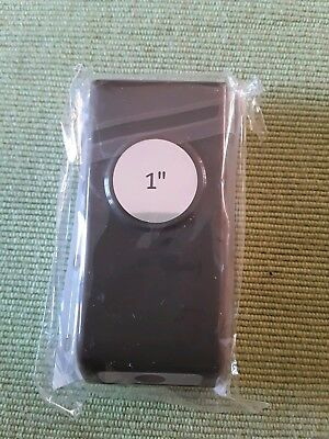 "Stampin up, Stanze Kreisstanze 1"" ** NEU***"