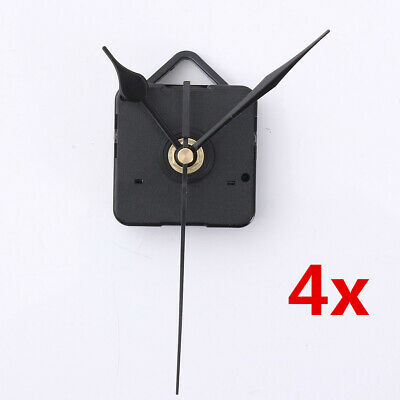 1 Set Quartz Clock Movement Mechanism Repair Diy Tool Kit Battery Powered Hand