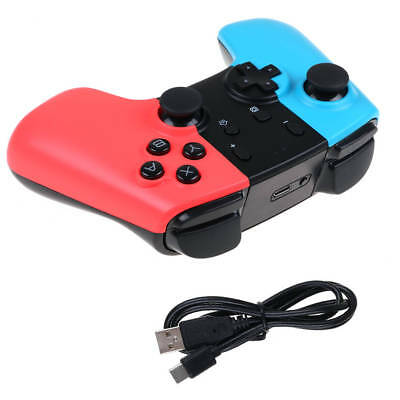 Wireless Pro Controller Joypad Gamepad Remote for Nintendo Switch Console CA