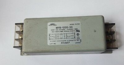 Lambda Myb-1220-33 Noise Filter (Trolleyh.3B1)