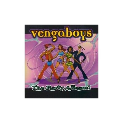 Vengaboys - Greatest Hits 1 - Vengaboys CD BEVG The Cheap Fast Free Post The