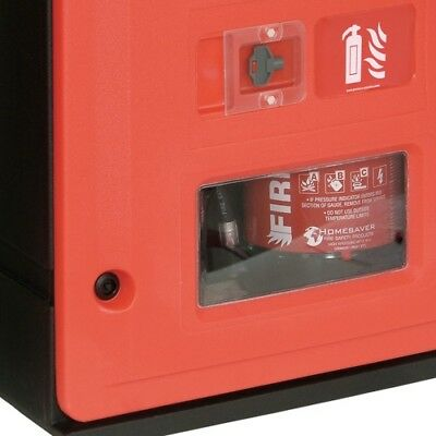 Jonesco Double Fire Extinguisher Cabinet