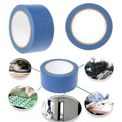 Blue High Temperature Paper Masking Tape 50mm*30m Fr 3D Printer Parts Hot Bed