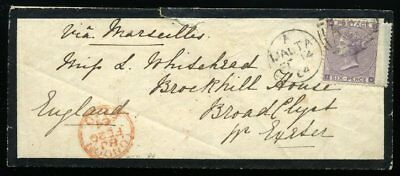 81295) GB20I,Brief,1864,London
