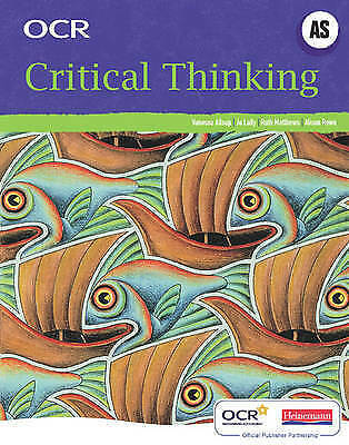 OCR A Level Critical Thinking Student Book (AS)-ExLibrary