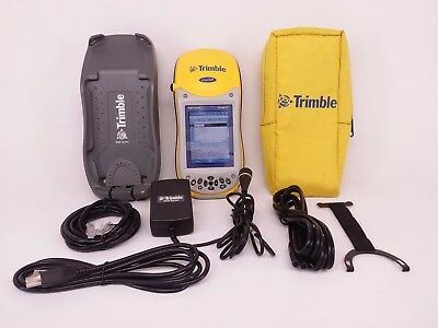 Trimble GeoXM 2005 Series Pocket PC w/Charger & Accessories