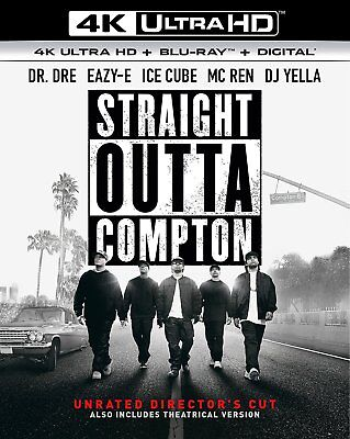 Straight Outta Compton: Director's Cut  Blu-ray