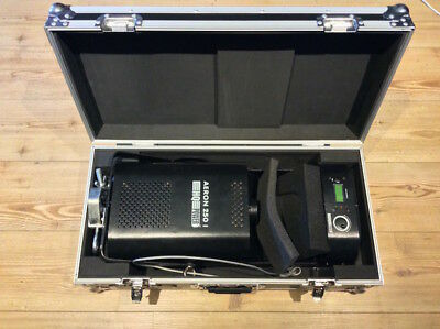 Scanner AERON 250 I (with NEW 250W MSD lamp) + flightcase