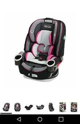 Graco 4Ever All-In-One Convertible Car Seat, Kylie