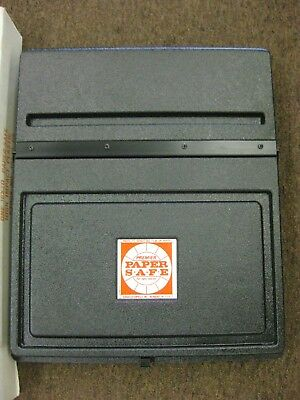 Premier 16 X 20 paper safe new old stock  Brand new