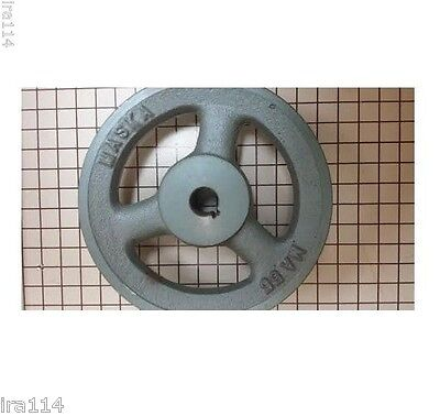 MASKA MA55 Power Transmission Pulley V-Belt 1 Groove Cast Iron