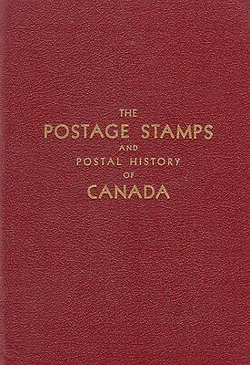 Canada, Postage Stamps and Postal History, Buch, 761 Seiten, 1946