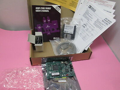 NEW Analog Devices ADDS 21XX EZLITE KIT Lite 2181 Board card set 3368685 vintage