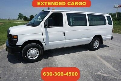 Ford E-Series Van Commercial 2009 Commercial Used 5.4L V8 16V Automatic extended cargo van work inspected