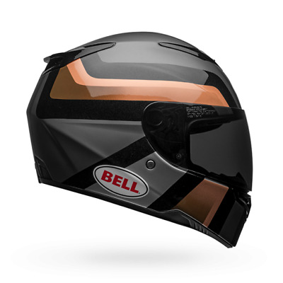 Bell Powersports 7092218 RS-2 Empire Helmet S Black/Copper