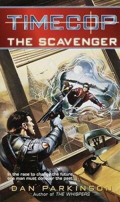 Timecop: the Scavenger by Parkinson, Dan Paperback Book The Cheap Fast Free Post