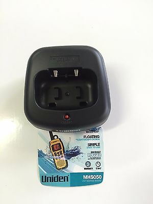 Uniden MHS050 Marine radio Desktop Charge Cradle only.